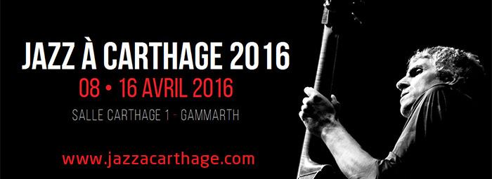 festival de Jazz à Carthage